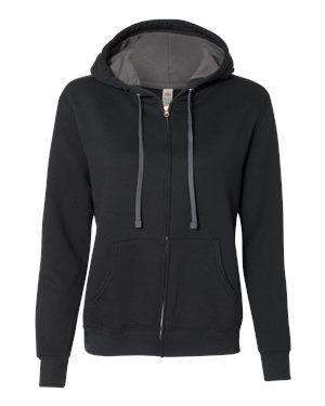 Fruit of the Loom Women's Sofspun® Hoodie Sweatshirt