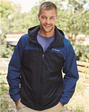 Brand: Columbia | Style: 177135 | Product: Glennaker Lake Lined Rain Jacket