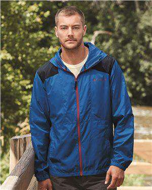 Brand: Columbia | Style: 158932 | Product: Flashback Full-Zip Windbreaker