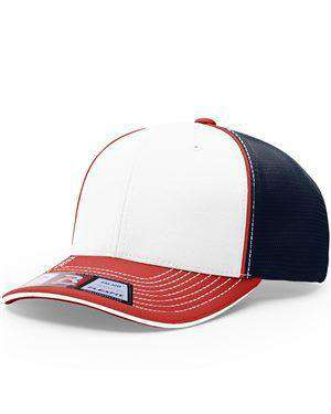 Brand: Richardson | Style: 172 | Product: Pulse Sportmesh Cap with R-Flex