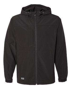 Dri Duck Men's Apex Hoodie Soft Shell Jacket