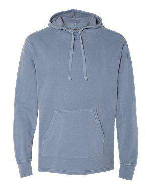 Comfort Colors Men's Drawcord Hoodie Sweatshirt