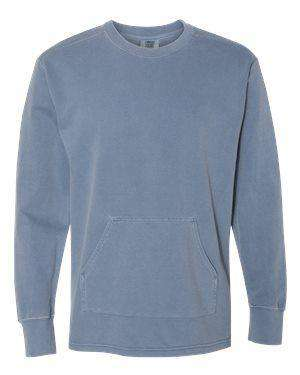 Comfort Colors Men's Pouch Pocket Crew Sweatshirt