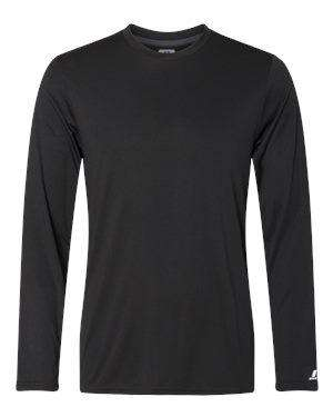 Russell Athletic Men's Long Sleeve Sunblock T-Shirt