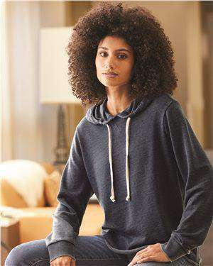 Brand: Alternative | Style: 8628 | Product: Women's Day Off Burnout French Terry Hoodie