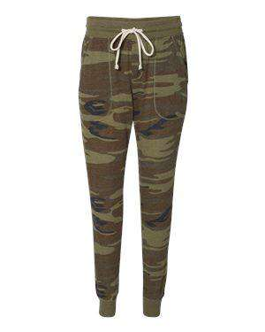 Alternative Women's Eco-Jersey® Jogger Sweatpants