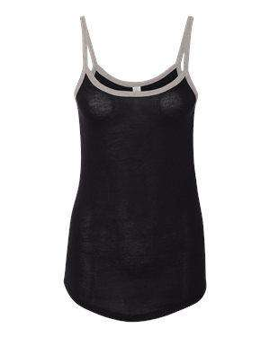 Alternative Women's Vintage Ringer Cami Tank Top
