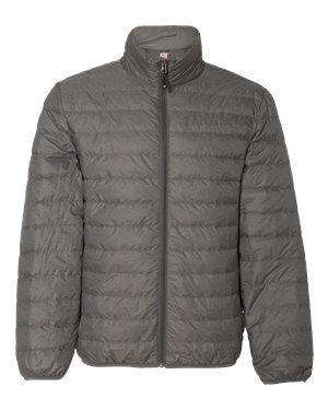 Weatherproof Men's Packable Full-Zip Down Jacket