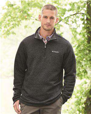 Brand: Columbia | Style: 162523 | Product: Great Hart Mountain III Half-Zip Fleece