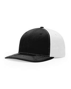 Brand: Richardson | Style: 312 | Product: Twill Back Trucker Cap