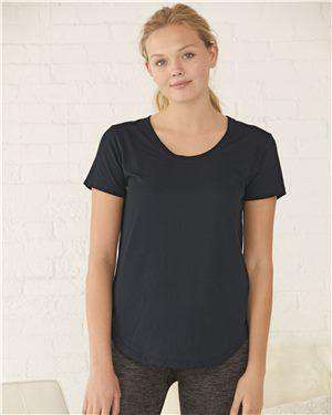 Brand: Boxercraft | Style: T61 | Product: Women's At Ease Scoopneck Tee