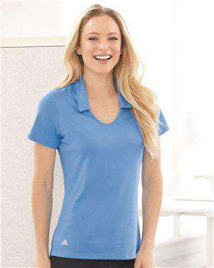 Brand: Adidas | Style: A323 | Product: Women's Cotton Blend Sport Shirt