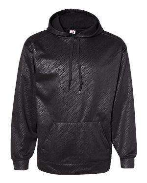 Badger Sport Men's Emboss Hoodie Sweatshirt