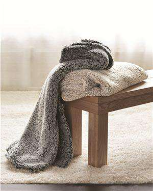 Brand: J. America | Style: 8449 | Product: Epic Sherpa Blanket