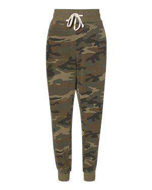 Alternative Men's Yoke Jogger Sweatpants - 8625