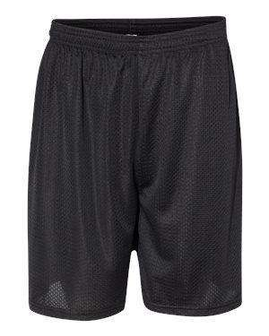 C2 Sport Men's Tricot Mesh Covered Waist Shorts