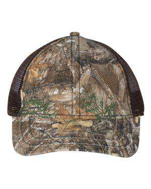 Outdoor Cap US Flag Unstructured Camouflage Cap