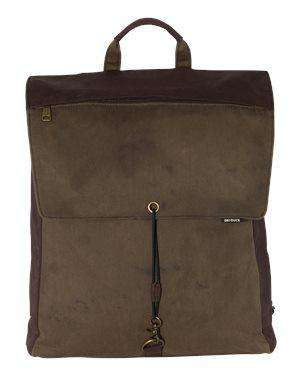 Dri Duck Commuter Laptop Canvas Backpack - 1041