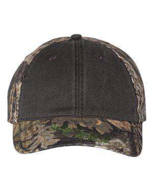 Outdoor Cap Twill And Canvas Camouflage Cap