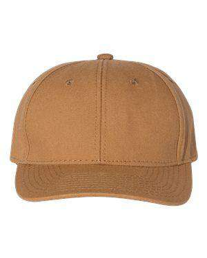 Outdoor Cap Structured Mid-Profile Canvas Cap