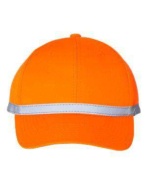 Outdoor Cap ANSI Certified Reflective Safety Cap - ANSI100