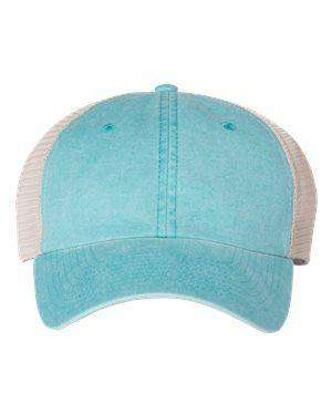 Sportsman Unstuctured Pigment-Dyed Trucker Cap