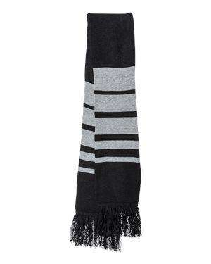 Sportsman Two-Color Soccer Scarf