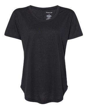Boxercraft Women's At Ease Scoop Neck T-Shirt