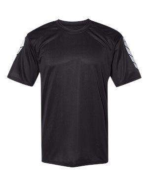 Badger Sport Men's Metallic Print T-Shirt - 4128