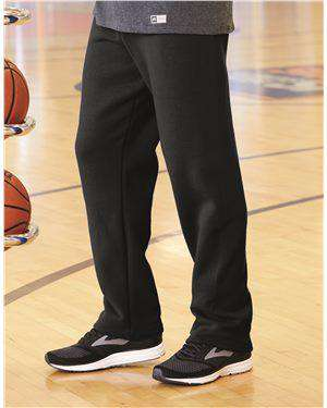 Brand: Russell Athletic | Style: 596HBM | Product: Dri Power® Open Bottom Pocket Sweatpants