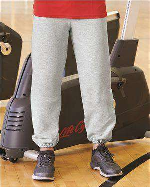 Brand: Russell Athletic | Style: 696HBM | Product: Dri Power® Closed Bottom Sweatpants
