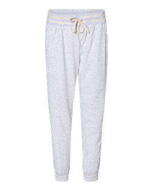 J America Women's Drawcord Jogger Sweatpants - 8654