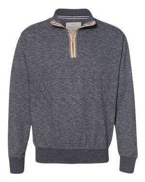 Weatherproof Men's Vintage Marled 1/4-Zip Sweatshirt