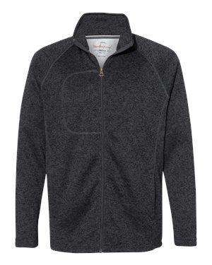Weatherproof Men's Full-Zip Sweater Fleece Jacket