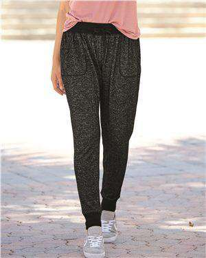 Brand: J. America | Style: 8657 | Product: Cozy Fleece Women's Jogger
