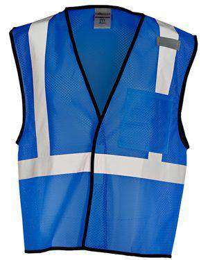 Brand: ML Kishigo | Style: B120-B127 | Product: Enhanced Visibility Mesh Vest