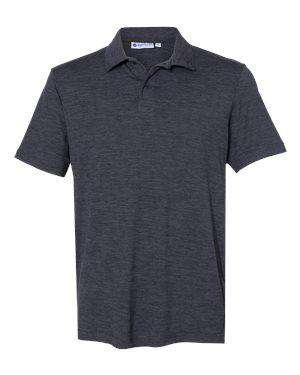Weatherproof Men's Cool Last Two-Tone Luxe Polo Shirt
