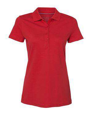 Brand: Tommy Hilfiger | Style: 13H4534 | Product: Women's Classic Fit Ivy Pique Sport Shirt