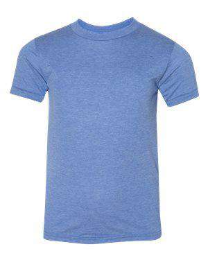 American Apparel Youth Tri-Blend Crew Neck T-Shirt