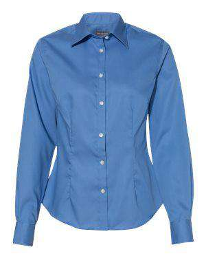 Van Heusen Women's Broadcloth Dress Shirt