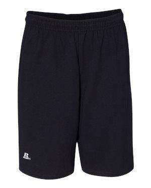 Russell Athletic Men's Sunblock Side Pocket Shorts - 25843M