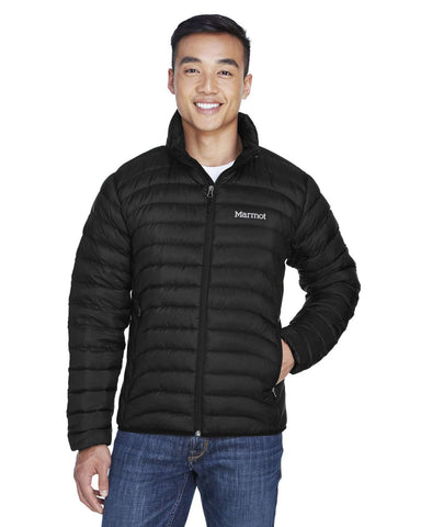 Marmot Men's Jackets | Down (73710) - model picture