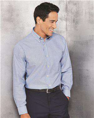 Brand: Van Heusen | Style: 13V0040 | Product: Long Sleeve Oxford Shirt