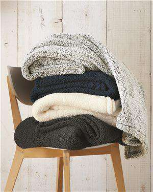 Brand: Boxercraft | Style: Q21 | Product: Sherpa Blanket