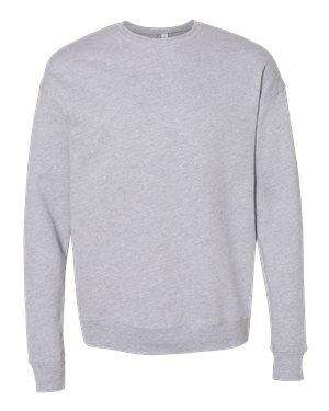 Bella + Canvas Unisex Drop Shoulder Sweatshirt