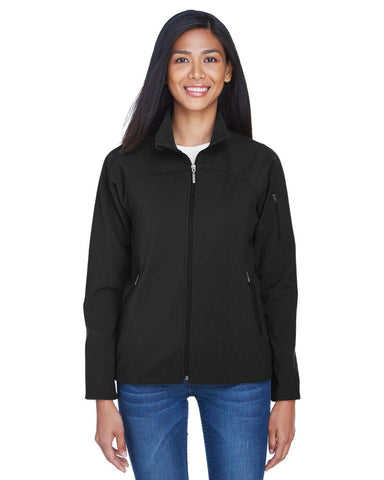 North End Women's Jackets | Soft Shell (78034) - model picture