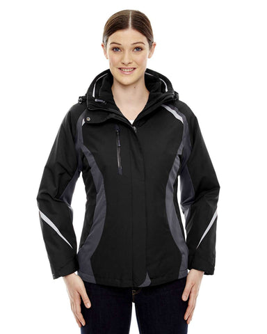 North End Women's Jackets | Hoodie (78195) - model picture