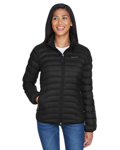 Marmot Women's Jackets | Down (78370) - model picture