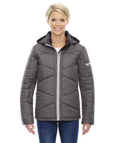 North End Women's Jackets | Hoodie (78698) - model picture