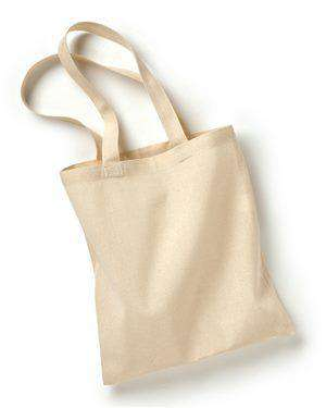 Brand: OAD | Style: OAD117 | Product: Cotton Canvas Tote